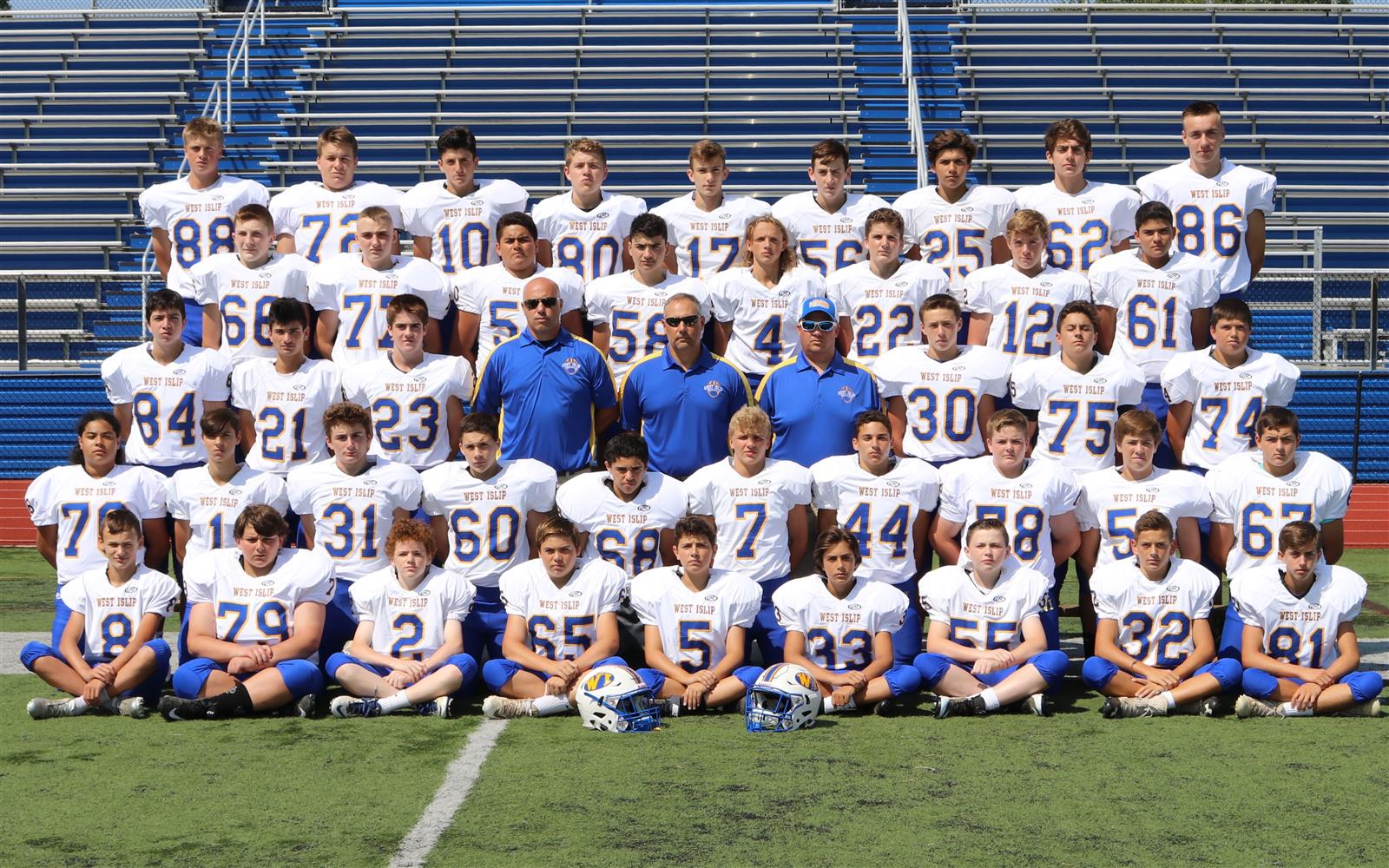 JV Lions Finish Football Season Undefeated