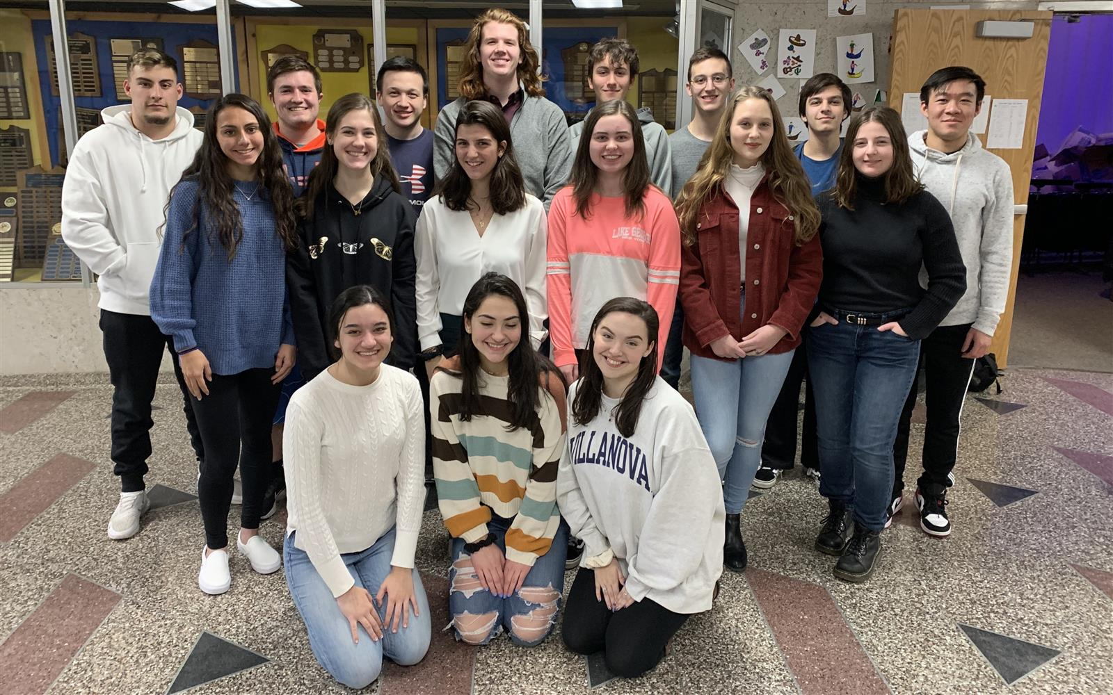 Diligence Pays Off for AP Scholars