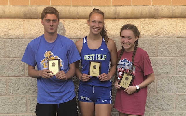 HS Track Trio Earn All-County Honors