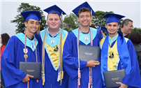 A New Chapter and New Challenges for West Islip's 2018 Grads photo