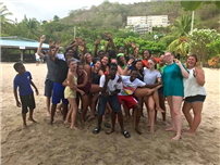 West Islip's HEARTT Froup Forms Camp for Kids in Grenada 2