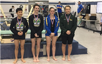 Adriane Casey Takes Third in County Diving Championship thumbnail111500