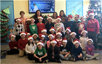 Bayview Third-Graders Collect More Than 100 Coats for Donation Drive