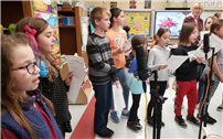 Bayview Vocalists Embrace the Seven Habits of Happy Kids 2