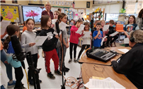 Bayview Vocalists Embrace the Seven Habits of Happy Kids