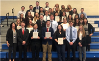 West Islip Earns 17 DECA Medals at Regional Competition thumbnail111060