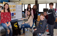 Udall's Young Scientists Explore High School Research