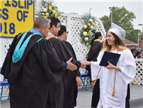 A New Chapter and New Challenges for West Islip's 2018 Grads photo 4