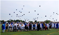 Pride of Senior Lions Celebrated at Commencement 2