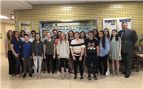 West Islip Recognizes 33 Secondary Students for Scoring Medals on National Spanish Exams thumbnail120665