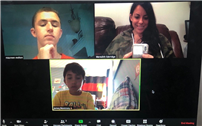 West Islip Deaf Students Share Experiences Via Zoom thumbnail169538