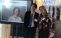 Senior Jake Maresca Earns $2K ASSET Scholarship thumbnail120374