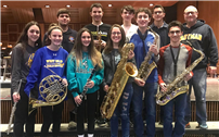 High School Sends Terrific 10 to Mid-Island Band Fest thumbnail165004