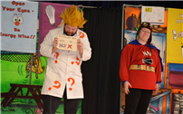 Colorful Characters Inspire Energy Conservation at Oquenock