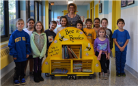 Oquenock First Graders Successfully Lobby for Free Little Library thumbnail161001