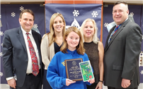 Beach Street Eighth Grader Taheny Wins Festival of Lights Contest thumbnail146534