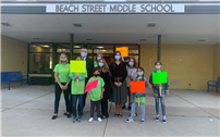 Beach Street Middle Schoolers Connect with Start with Hello thumbnail176768