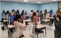 Udall sixth graders take virtual space tour thumbnail178635