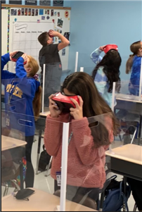 Udall sixth graders take virtual space tour thumbnail178636