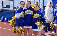 A Perfect Blue and Gold Homecoming thumbnail138584