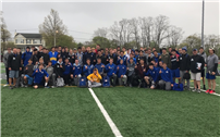 Lions Track Team Wins Second Consecutive League Championship