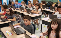 Chromebook Excitement at Bellew thumbnail136197