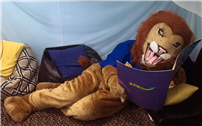 Our new Literacy Lion's name is Leo thumbnail101828