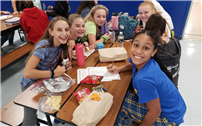 Middle Schoolers Make Connections With Start With Hello thumbnail143635