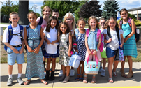 West Islip Welcomes Back Students for Great First Day of School thumbnail98460