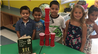 Oquenock Fourth Graders Compete in STEM Stacking Challenge thumbnail136363