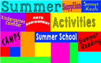 Summer Activities thumbnail121608