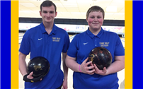 Murphy and Smith Are Suffolk Doubles Bowling Champs