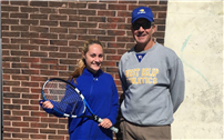 Paulsen Finishes Fifth in Tennis Division thumbnail103022