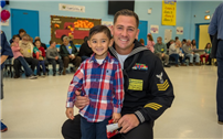 Bayview Celebrates Veterans Day with Enthusiasm thumbnail141803